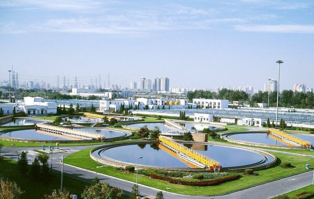 污水处理厂气体在线监测方案