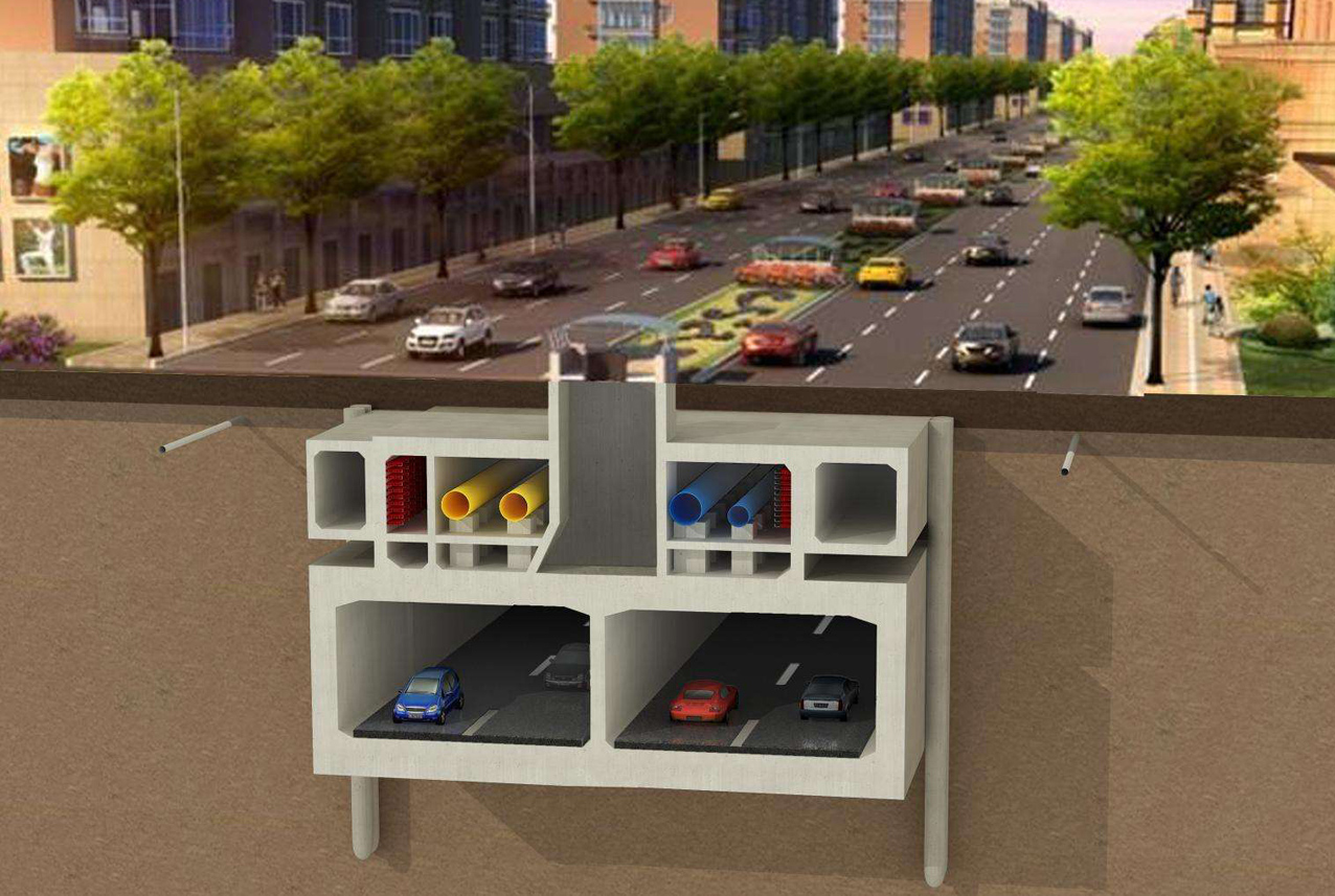城市综合管廊气体在线监测方案