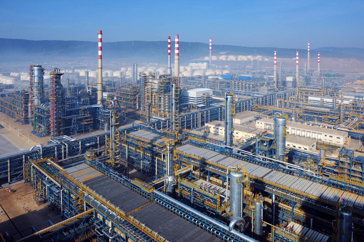 石油、石化行业气体监测系统解决方案