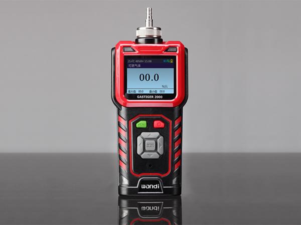 泵吸式便携氯甲烷检测报警仪