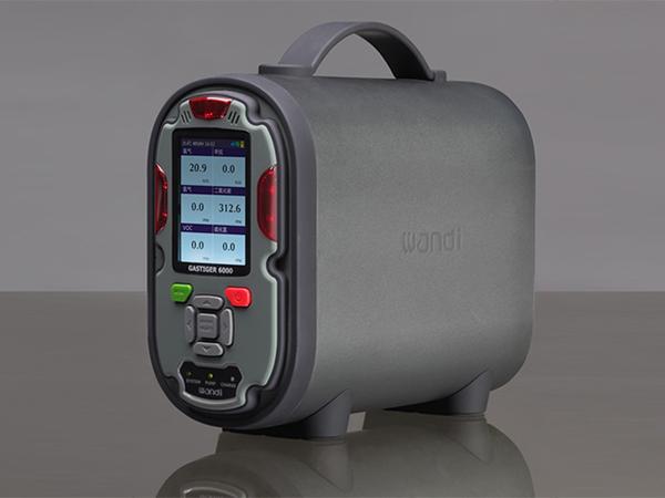 泵吸式复合气体分析仪